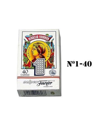 Barajas Fournier nº 1 - 40 (Caja De 12 Unidades)