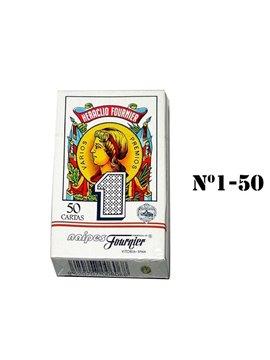 Barajas Fournier nº 1 - 50 (Caja De 12 Unidades)