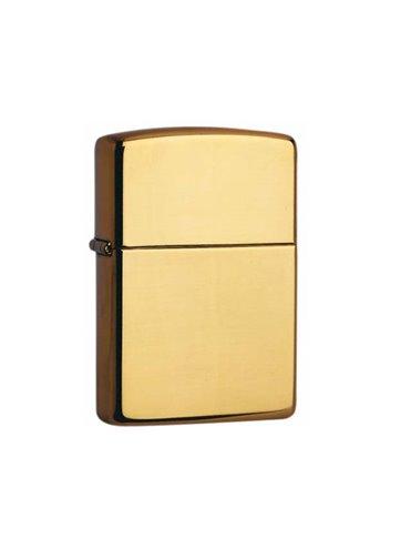 Zippos 850037 Dorado Brass