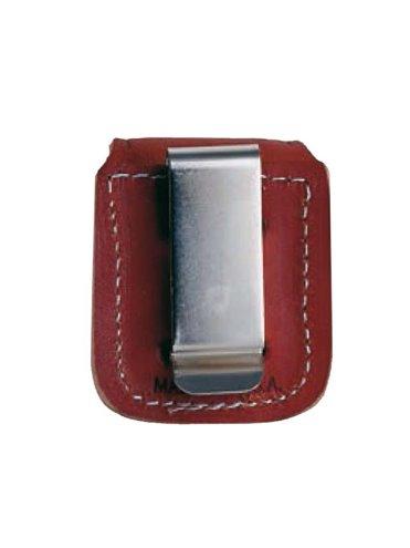 Fundas Zippo 859.008 Clip En Color Marron