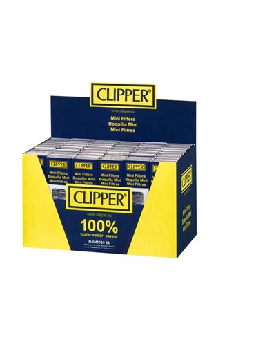 Boquillas Clipper  Mini (Caja De 48 Unidades)