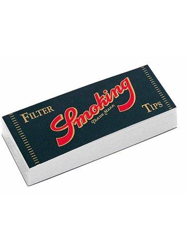 Filtros Smoking Tips  (50 Filtros De Carton En Un Librito.)