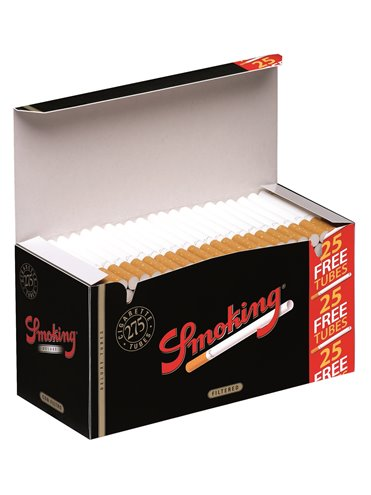 Tubos Para Rellenar Smoking 275 Tubos