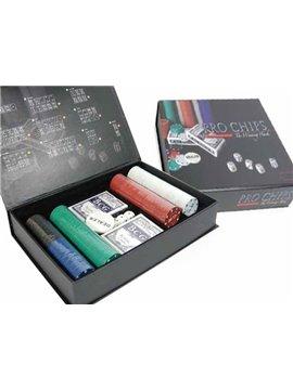 Cajas De 200 Fichas De Casino Numeradas En Caja De Carton