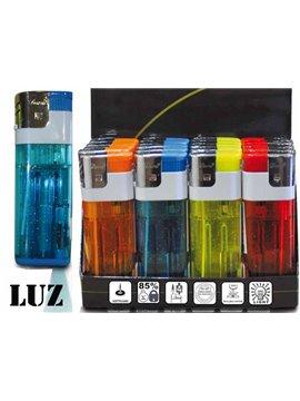 Encendedores Electronicos Dora Gigante Xl Con Luz (Expositor De 20 Unidades)