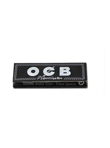 Papel De Fumar Ocb nº 1 Premium ( Caja De 50 Libritos De 50 Hojas)