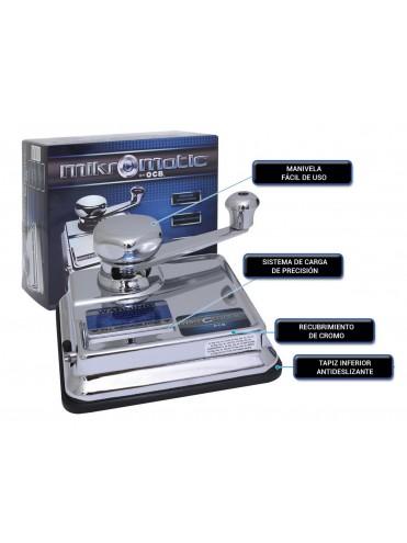 Maquina De Rellenar Manual Mikromatik