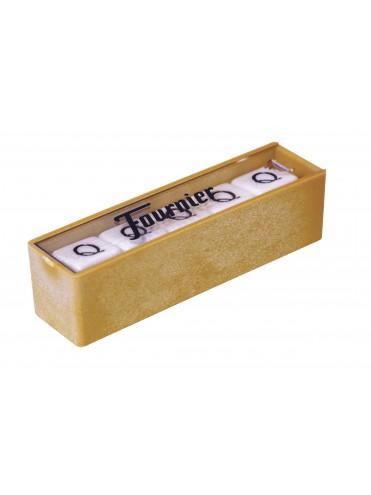 Dados FOURNIER Poker caja