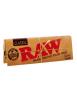 Papel De Fumar Raw 1 1/4 64 Hojas (Caja De 24 Libritos, De 64 Hojas Cada Librito)