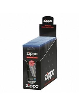 Piedras Zippo (Expositor De 24 Dispensadores De 6 Piedras TOTAL 144)