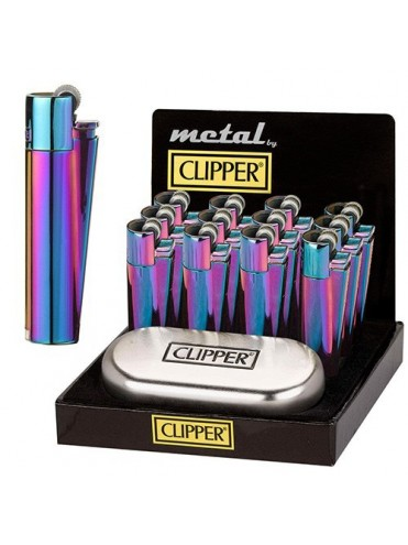 encendedor clipper metalico icy colors (12)