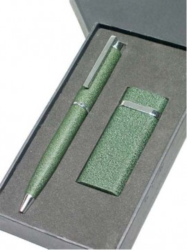 Endendedor + bolígrafo Verde