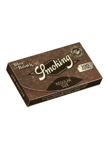 Papel SMOKING 200 Brown